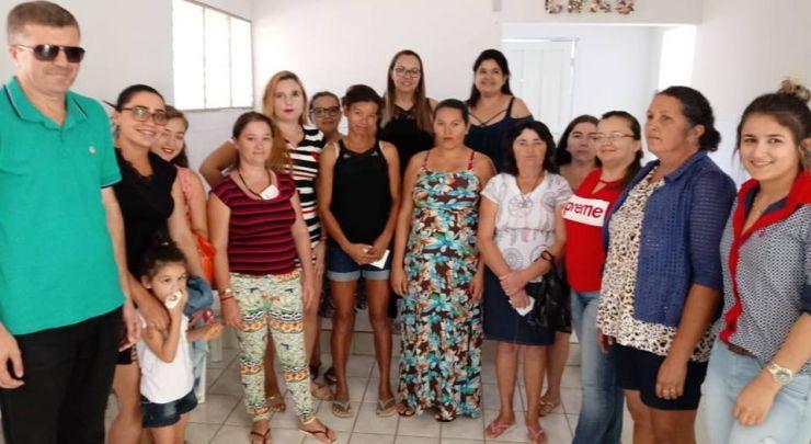 Grupo de Mulheres - CRAS