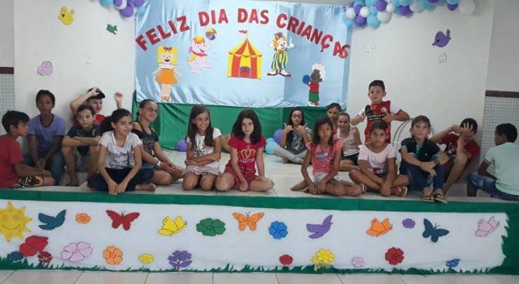 Dia das Crianças - SCFV
