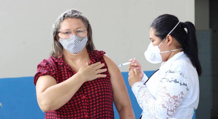 CAMPANHA DE VACINAÇÃO CONTRA A GRIPE H1N1