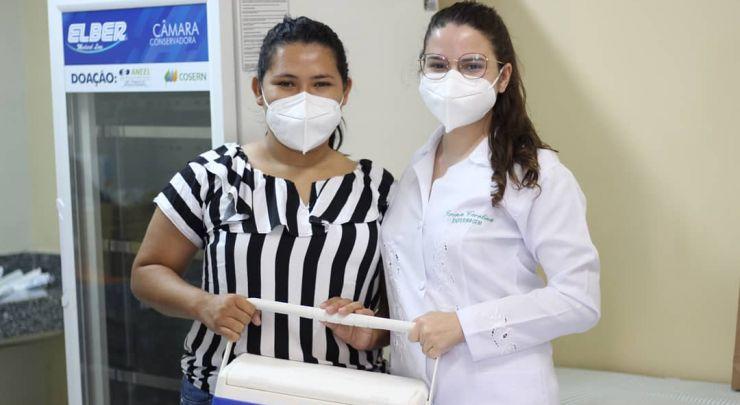 VACINAÇÃO CONTRA A GRIPE H1N1 (01/05/2021)