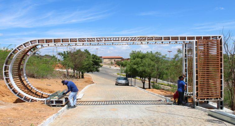 Obra de Modernização e Adequação do Monumento de Frei Damião